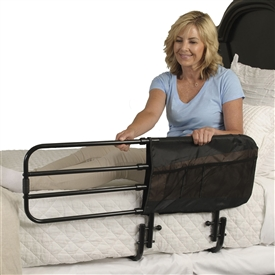 Adjustable Height Bed Assist Handle