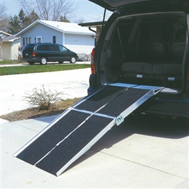 Prairie View Industries Utility Ramp