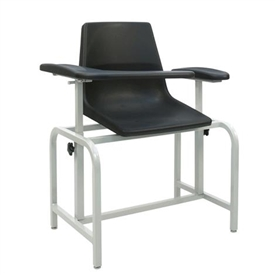 Winco 2570 Blood Drawing Chair with Cabinet