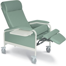 Winco 6541 XL CareCliner Geriatric Chair  sc 1 st  Medical Department Store & Heavy Weight Capacity Geri Chairs   Convalescent Chairs