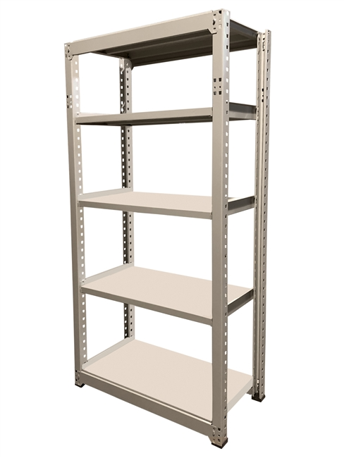 Atlas Shelving (Extra Heavy-Duty Boltless Steel Shelving)