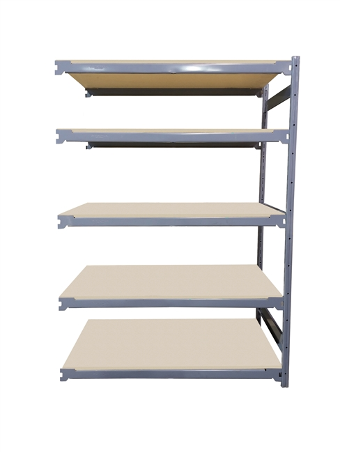 "24""D x 48""W x 84""H c/w 5 Shelf levels - Add-On Unit"