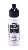 Tag Ink 1oz YTXBLK/WHT