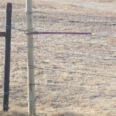 "Gate Stick 3"" X 5' CCA"