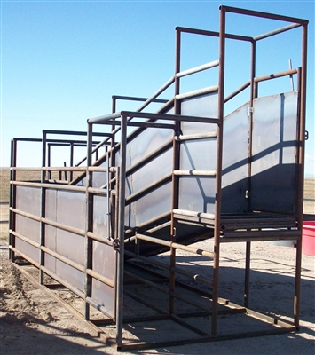 Dakota Double Loading Chute