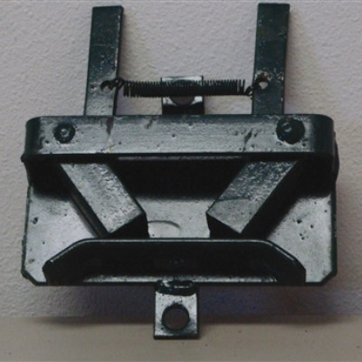 Gate Latch Auto. Double