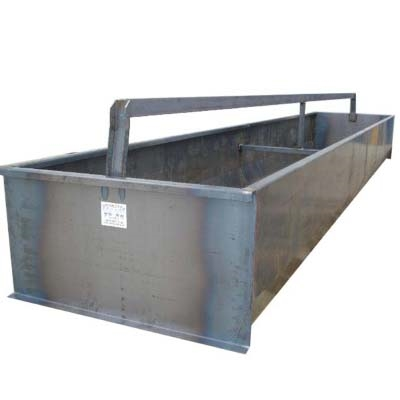 Feed Bunk Bottomless WW 48inw/24indeep-20length