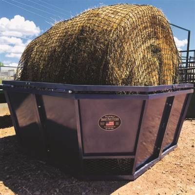 Smart Pace Horse Bale Feeder