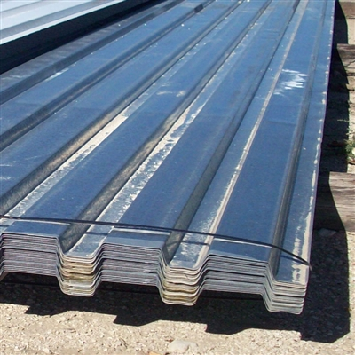 Super Steel - Galvanized 3'x 24.5'