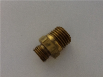 Float 1/4in OD X 1/4in MIP Fitting For Copper Line