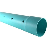 PVC 4inx10perfor. sewer