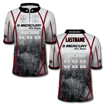 Tournament Jersey - White - Short Sleeve