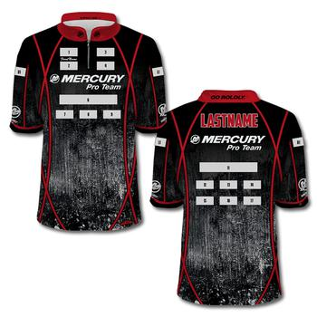 Tournament Jersey - Black - Short Sleeve
