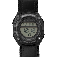 MedCenter Softsider Reminder Watch (Black)