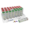 31 Day Low Profile Monthly Pill Organizer