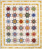 Star Flowers Pattern