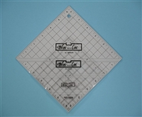 Bloc Loc Set 2.5/4.5/6.5 Half-Square Triangle Square up Rulers
