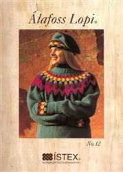 Lopi Pattern Book Volume #12 -- Regular Lopi