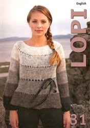 LoLopi Pattern Book 2012  Volume #31