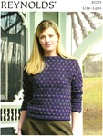 Colorwork Pullover in Lite Lopi
