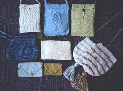Small Knit Purses