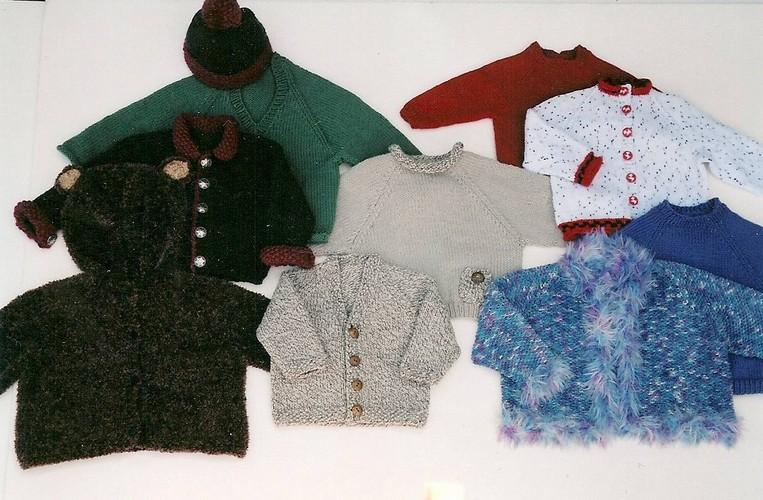 Ann Norling Pattern Kids Raglan