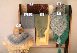 Scarf Collection #6:  Seven Scarves to Knit