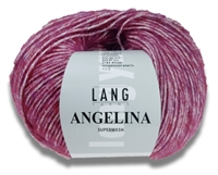 Angelina Silk and Wool Blend Yarn