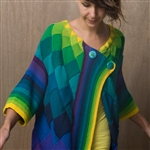 Art Deco Cardigan Downloadable Pattern