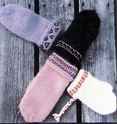 Lovikka Mittens – A 19th century Swedish Tradition
