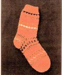 Autumn Fairisle Socks