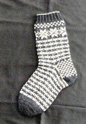 Norwegian Fana Socks