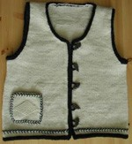 A Braided Vest