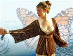 Butterfly Wrap or Robe