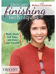 Crochet Finishing Techniques