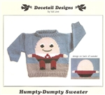 Humpty-Dumpty Sweater