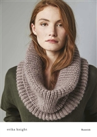 Forest Hill, an Erika Knight pattern in Wild Wool