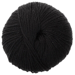 EcoPuna Baby Special Black DK yarn by Amano of Peru