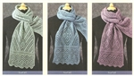 Diamond Trilogy Scarves