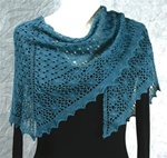 Feather Light Shawls