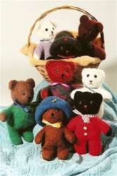 Baby Bears Fiber Trends Pattern