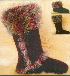 Alpine Boot Slippers