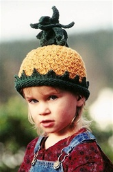 Children Pineapple Hat Fiber Trends Pattern