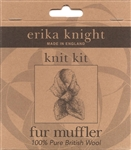 Erika Knight Fur Muffler Kit