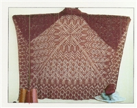 Summer into Fall Shawl by Goddess Knits