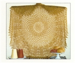 Desert Sun Shawl by Goddess Knits