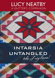 Intarsia Untangled 1 DVD by Lucy Neatby