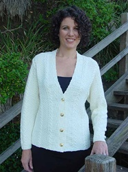 Merino 6 Claudia Cardigan by Jane Slicer Smith
