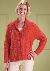 "Merino 8 ""Shona"" Jacket by Jane Slicer-Smith"