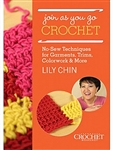 Join As You Go Crochet DVD
